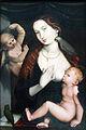 1533 Baldung Maria mit Kind und Papageien anagoria.JPG