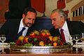 16-11-2015 Presidente em exercício, Michel Temer, recebe no Itamaraty o príncipe herdeiro da Noruega, Haakon Magnus (23081007431).jpg