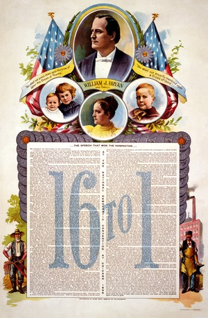 a history of the united states presidential elections of 1896 The 1896 democratic party presidential candidate who was the strong advocate of  in the 2008 and 2012 elections,  history of the united states history.
