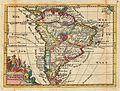 1747 La Feuille Map of South America - Geographicus - SouthAmerica-ratelband-1747.jpg