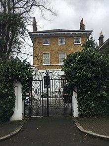 Cavendish Avenue Wikipedia
