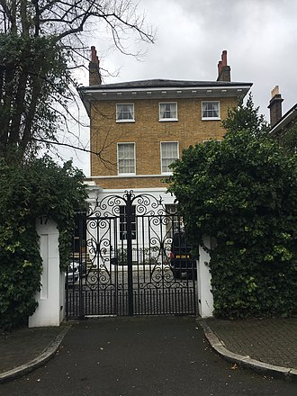 McCartney (album) - Although McCartney was completed at nearby Abbey Road Studios, it retained the home-studio aesthetic of the recordings made at McCartney's house at 7 Cavendish Avenue, St John's Wood. (Pictured is the residence at number 17 on the same street.)