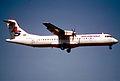 183bf - Air Srpska ATR 72, YU-ALP@ZRH,20.07.2002 - Flickr - Aero Icarus.jpg