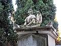 184 Cementiri de Vilafranca del Penedès, panteó Balaguer i Martí.JPG