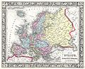 1860 Mitchell Map of Europe - Geographicus - Europe-m-63.jpg
