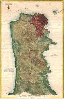 Pier 27 San Francisco Map.Port Of San Francisco Wikipedia