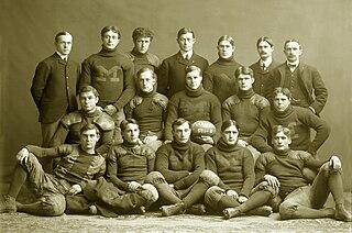 1901 Michigan Wolverines football team football team of the University of Michigan during the 1901 season