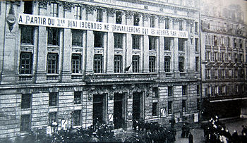 Loi Des Huit Heures Wikipedia