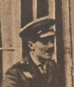 Christopher Thomson, 1st Baron Thomson - as defence attache in Bucharest