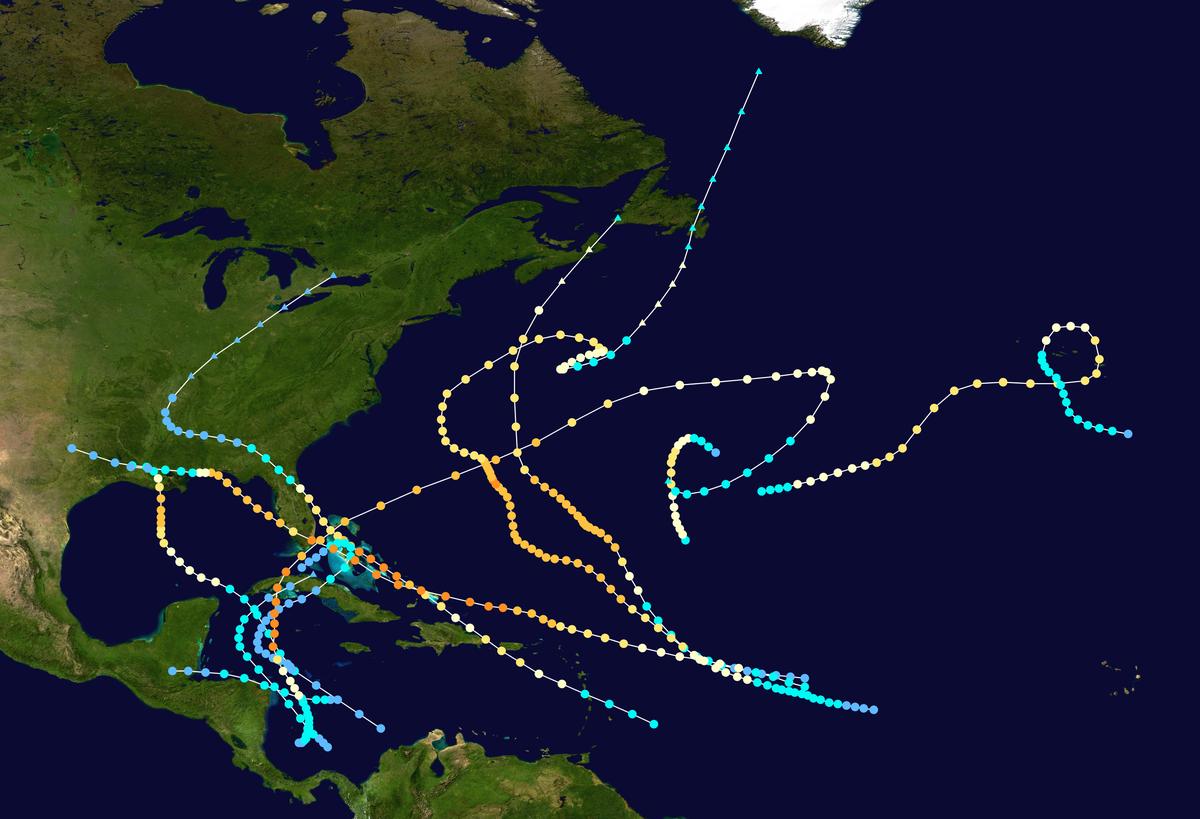 1926 Atlantic hurricane season