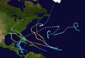 1926 Atlantic hurricane season summary map.png