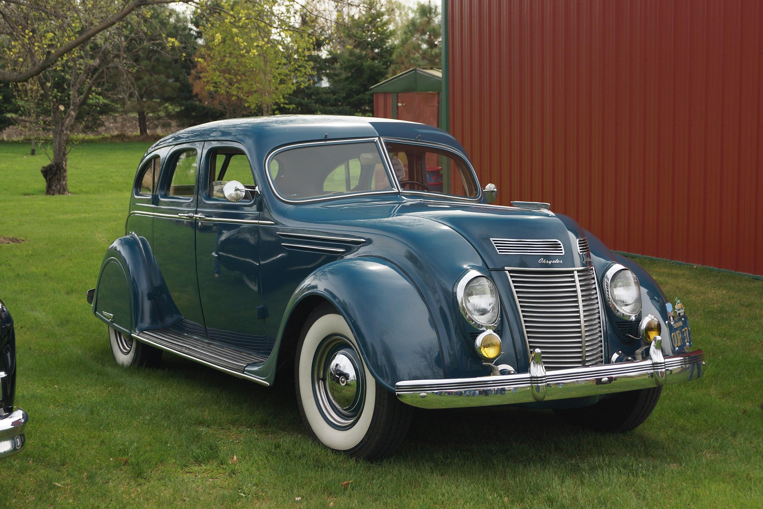 File 1937 Chrysler Airflow 41361036754 Jpg Wikimedia Commons