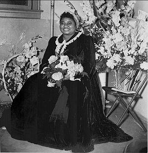 Hattie McDaniel - McDaniel in 1941