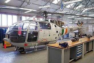 Aérospatiale Alouette III - An Irish Air Corps Alouette III, 2011