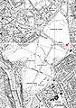 1955 Ordnance Survey map of Durdham Down.jpg
