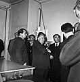 1957 Visite du ministre de l'agriculture Mr ANDRE DULIN au CNRZ-16-cliche Jean Joseph Weber.jpg