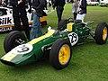 1963 F1 Lotus 25 F1 racing car, raced by Jim Clark in 1963 (21133245490).jpg