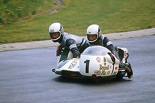 Rolf Steinhausen German motorcycle racer
