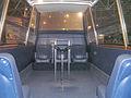 1982 Popemobile, British Commercial Vehicle Museum, 2007 Leyland Autumn Transport Show.jpg
