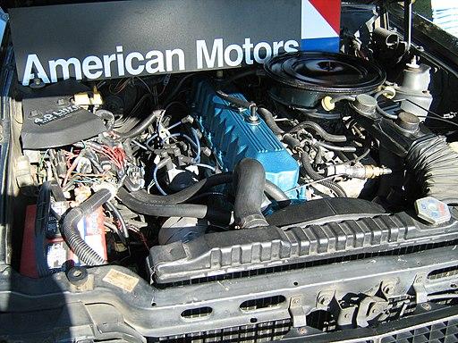 1983 AMC Spirit GT with 4 liter e
