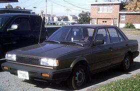 Nissan Tsuru V16 Wikipedia La Enciclopedia Libre