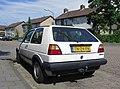 1988 Volkswagen Golf 1.3 rear.jpg