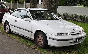 Opel Calibra - Holden Calibra (1991)