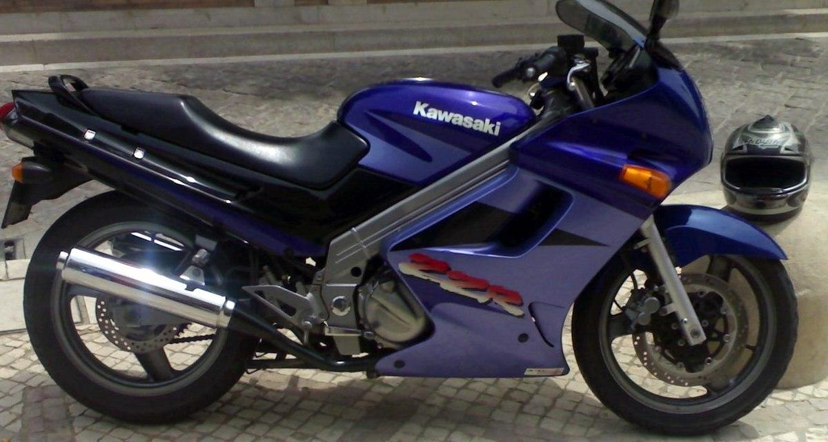 Kawasaki ZZR 250/ZZR250//EX250/90/ /1994/ /Cavo contachilometri Speed ometer Cable