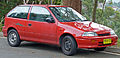 1998 Suzuki Swift Cino 3-door hatchback (2010-07-11) 01.jpg
