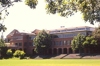 Summer Hill, New South Wales - Trinity Grammar School