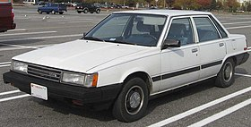 Toyota camry wikivisually 1st toyota camryg fandeluxe Choice Image