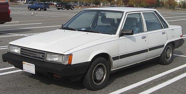 Camry (V10) - Toyota