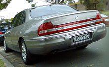Holden Caprice - Wikipedia