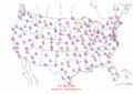 2002-09-19 Max-min Temperature Map NOAA.png