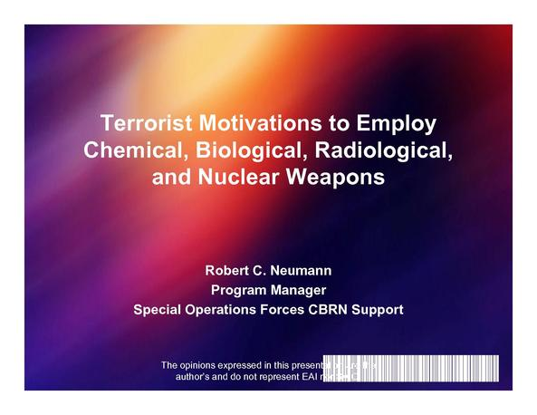 an overview of the use of chemical and biological weapons in modern warfare Thank you for visiting toxipedia and your interest in chemical weapons toxipedia's resources have been integrated into the new global environment webpage created by the collaborative on health and the environment (che.