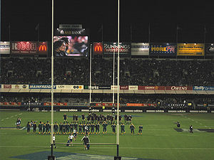 2005 Tri Nations Series - Final game of the 2005 Trination Series, All Blacks vs Wallabies, Eden Park