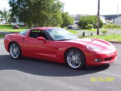 2006 Chevrolet Corvette C6 Coupe