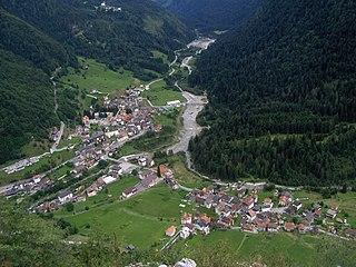 Forni Avoltri Comune in Friuli-Venezia Giulia, Italy