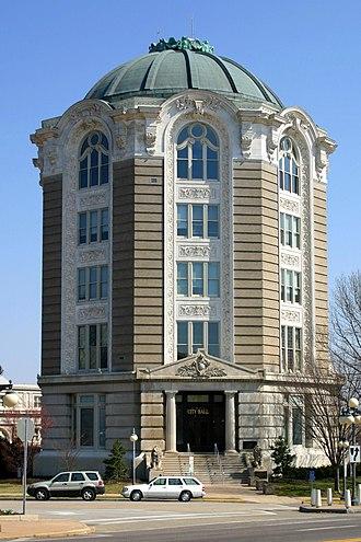 City Hall (University City, Missouri) - University City City Hall