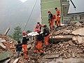 2008년 중앙119구조단 중국 쓰촨성 대지진 국제 출동(四川省 大地震, 사천성 대지진) IMG 1601.JPG