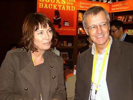 Maureen and Tony Wheeler, co-founders of Lonely Planet