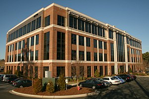 American Institute of Certified Public Accountants - AICPA offices in Durham, North Carolina.