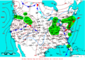 2009-03-29 Surface Weather Map NOAA.png