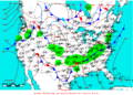 2009-05-03 Surface Weather Map NOAA.png