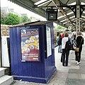 2009 at Truro station - Rail Ale Trail 153377.jpg