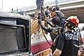 20100703중앙119구조단 인천대교 버스 추락사고 CJC3643.JPG
