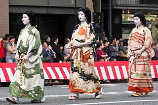 <i>Kosode</i> Historic Japanese garment and the predecessor of the kimono