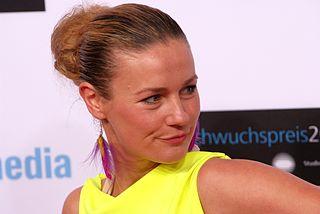 Rhea Harder German actress