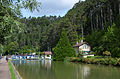 2012 août 0330 écluse Choignes canal Marne Saone.jpg