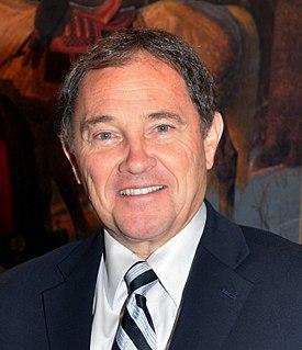 Gary Herbert American politician